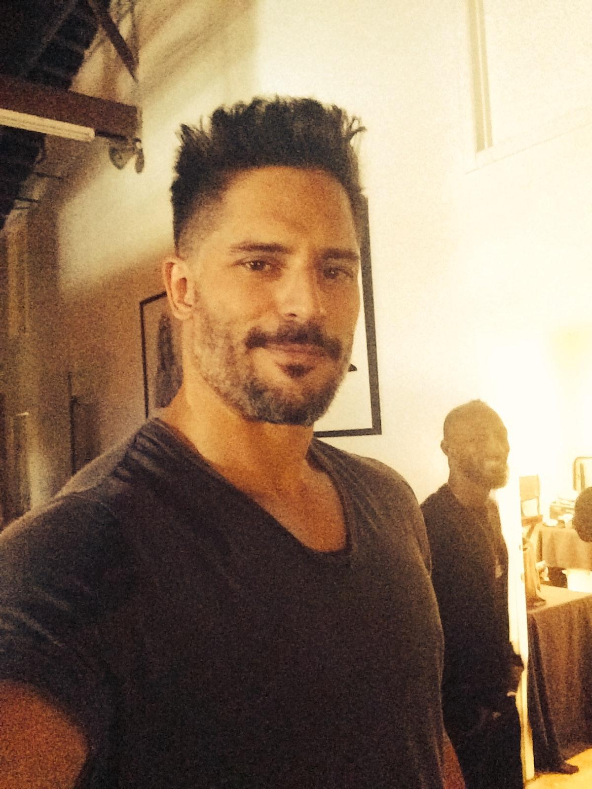 Joe Manganiello selfie