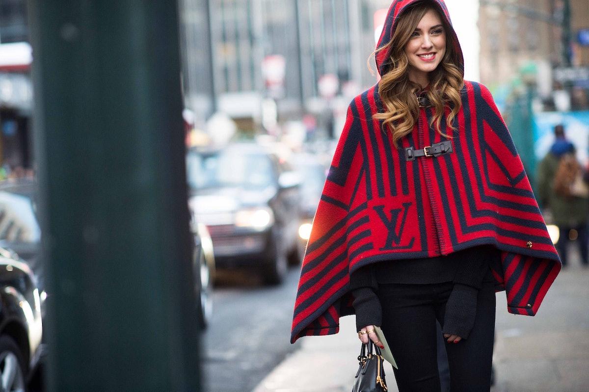New York Fashion Week Fall 2014 Day 2