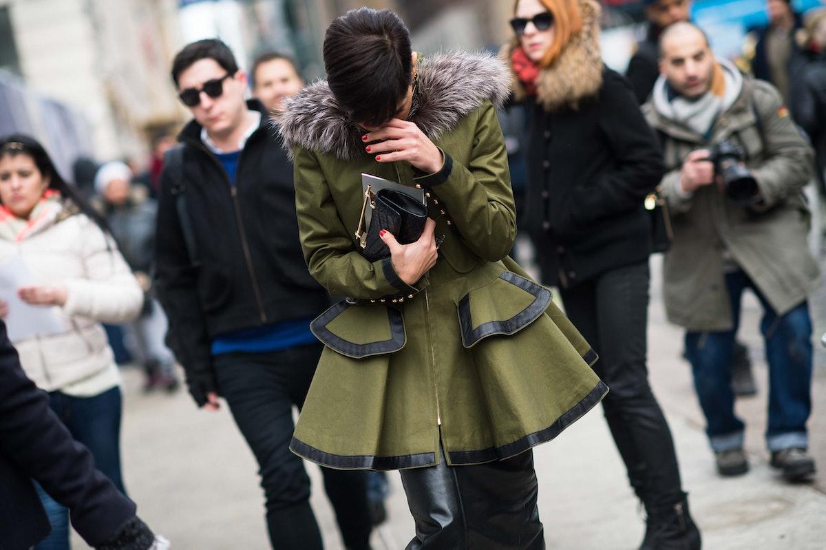 New York Fashion Week Fall 2014 Day 3