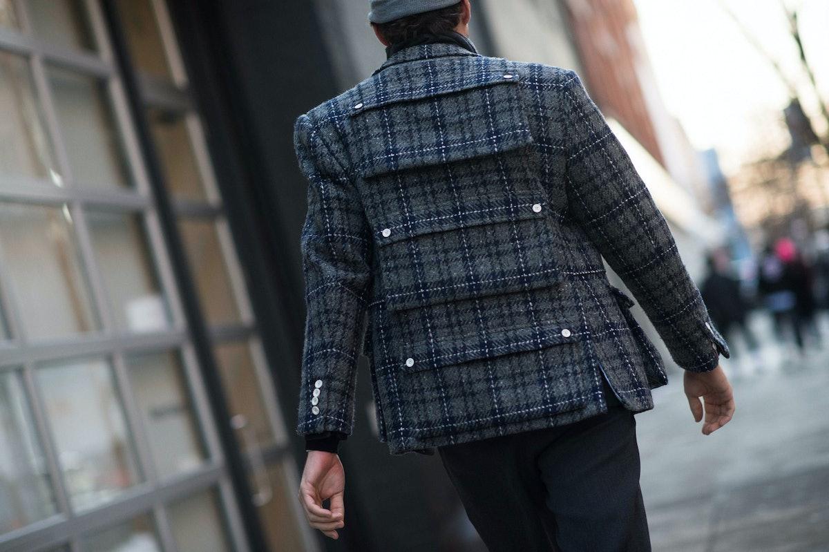 Fall 2014 Street Style