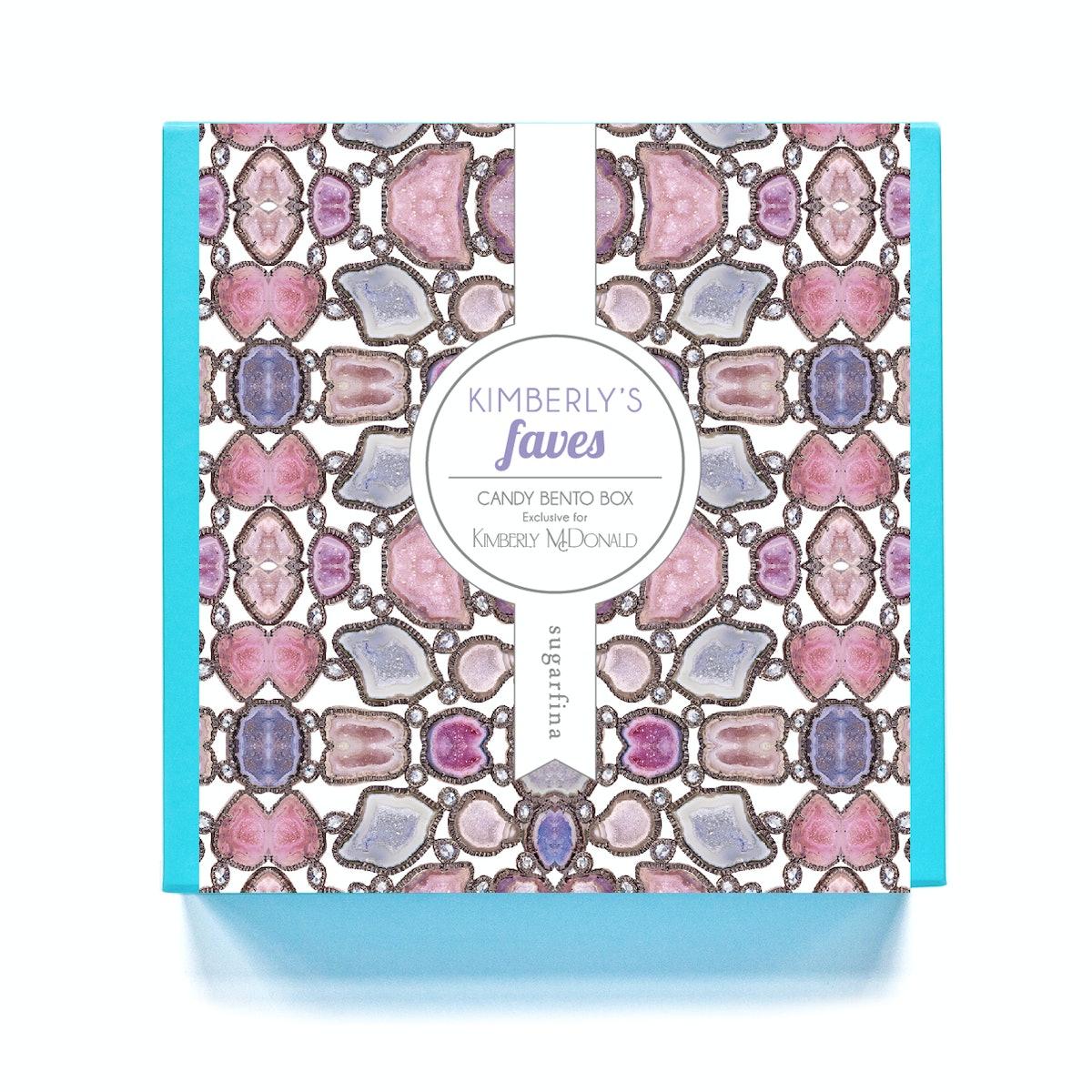 Sugarfina candy box by Kimberly McDonald