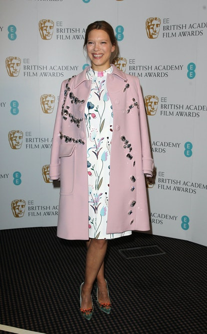 Lea Seydoux EE Awards