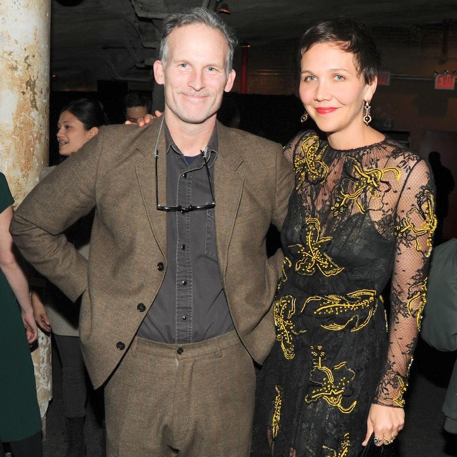 Matthew Barney and Maggie Gyllenhaal.