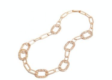 Pomellato gold necklace