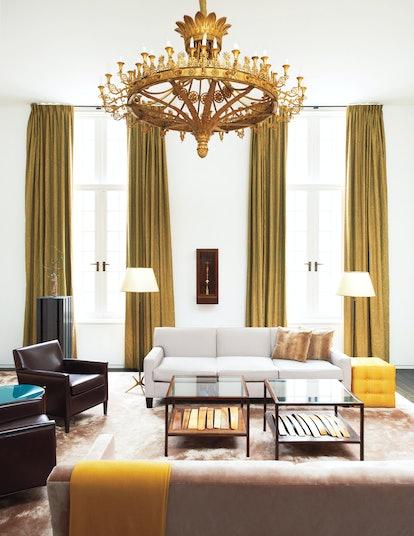 VeneKlasen's New York living room