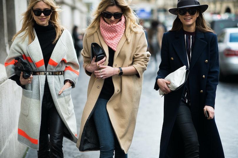 PFW Street Style Day 3