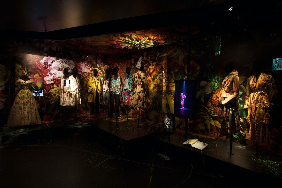 Dries Van Noten Exhibition
