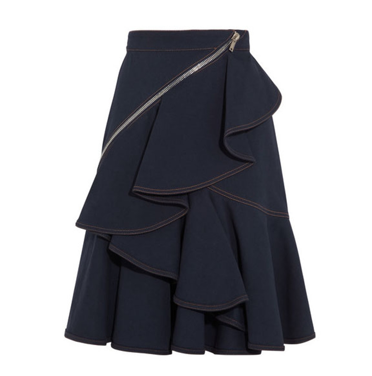 Givenchy Zip Skirt