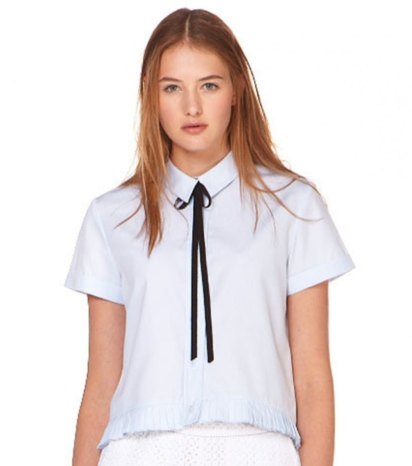 CLAUDINE PIERLOT SHIRT