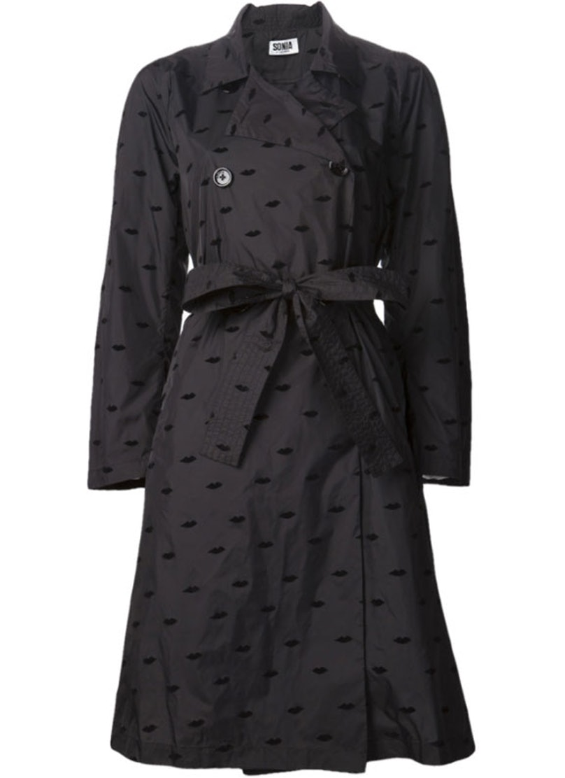 Sonia Rykiel Trench Coat