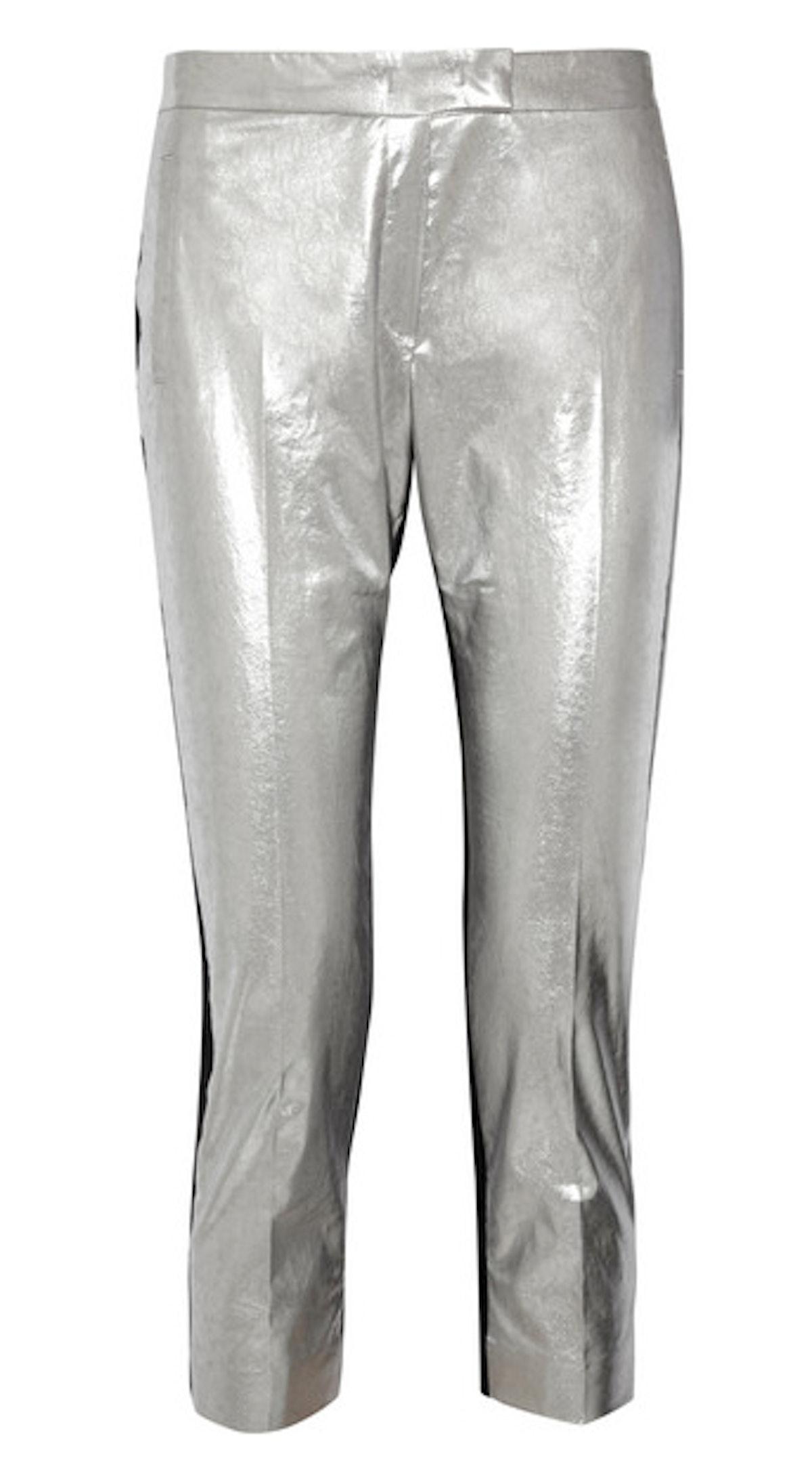 Joseph silver trousers