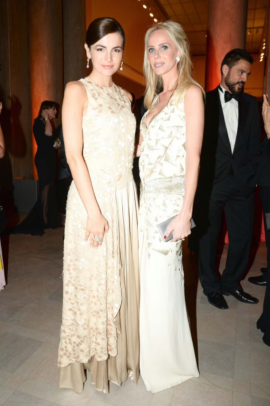 Camilla Belle and Vanessa Getty