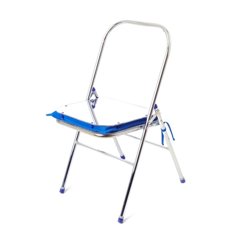 "Maja Cule's ""INTERN"" folding chair."