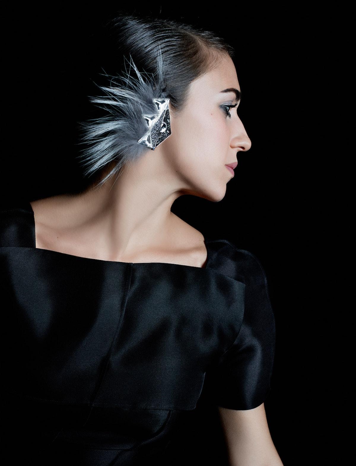 Delfina Delettrez Fendi.