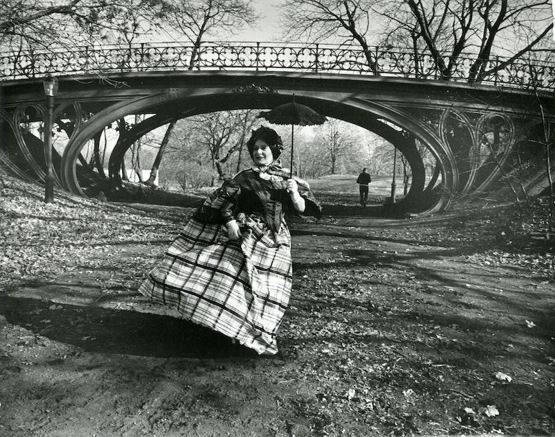 Editta Sherman Central Park