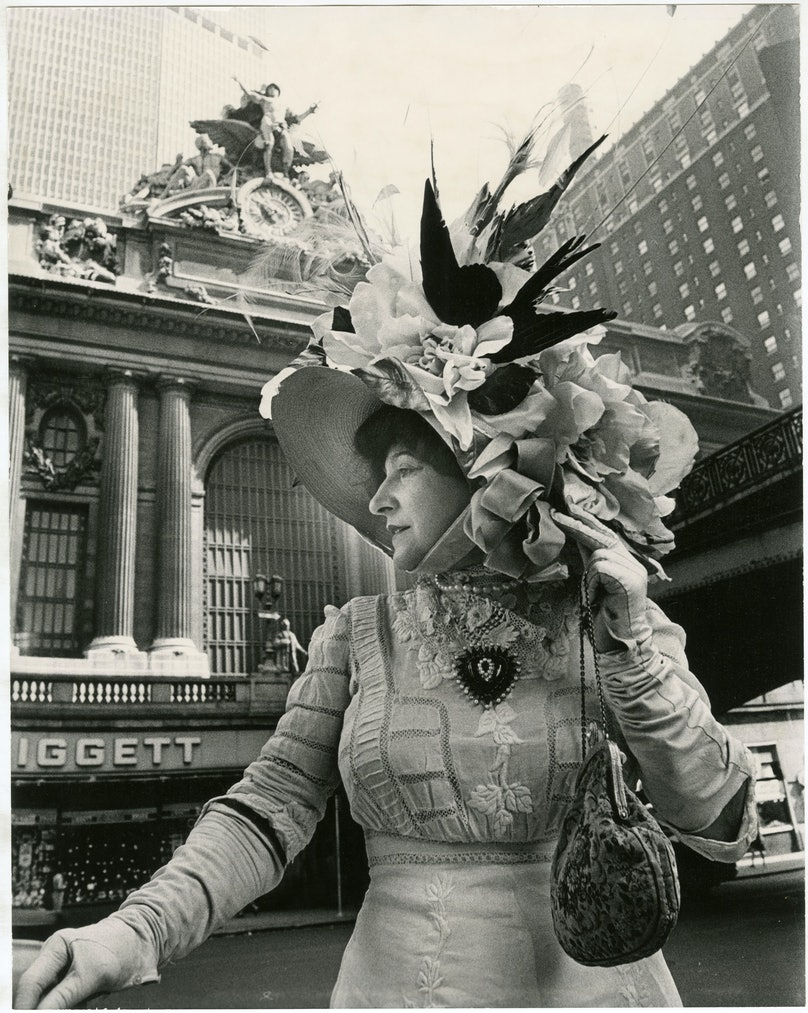 Grand Central Bill Cunningham