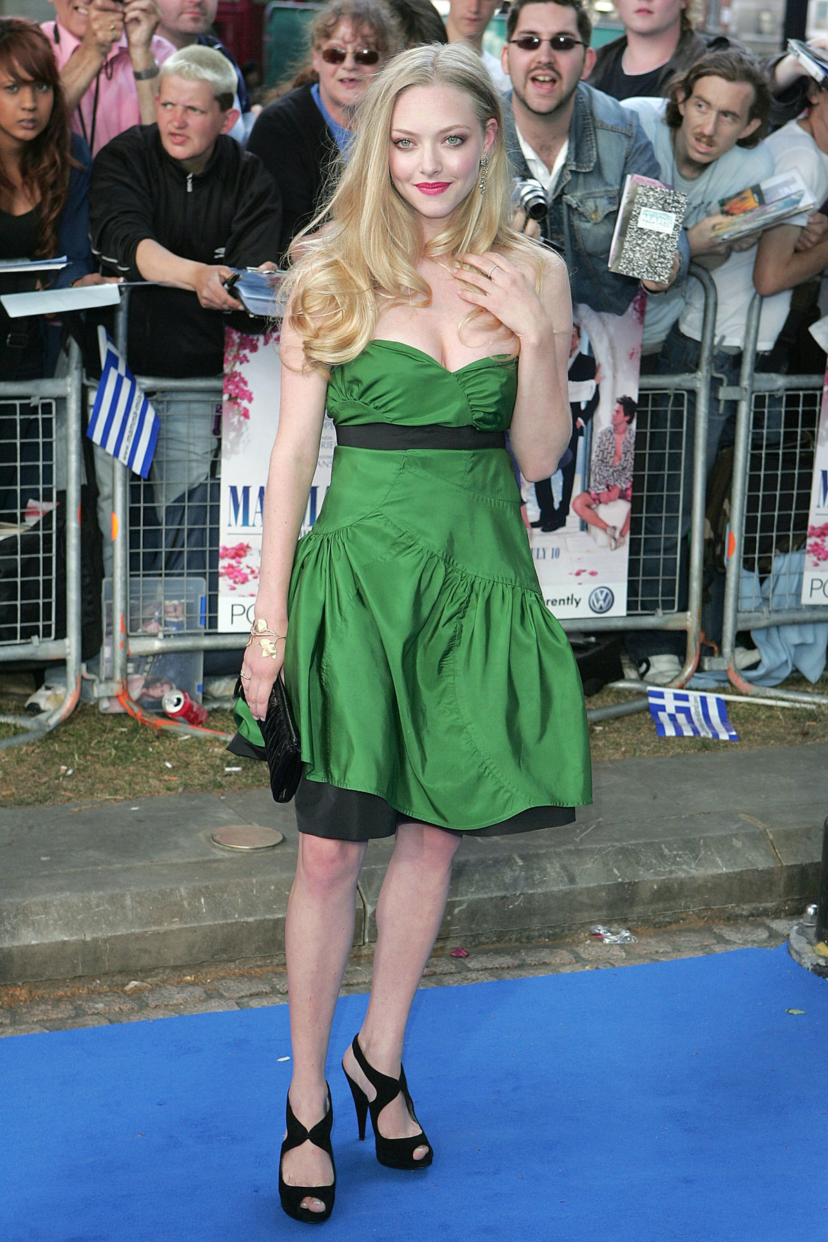 Amanda Seyfried Mamma Mia