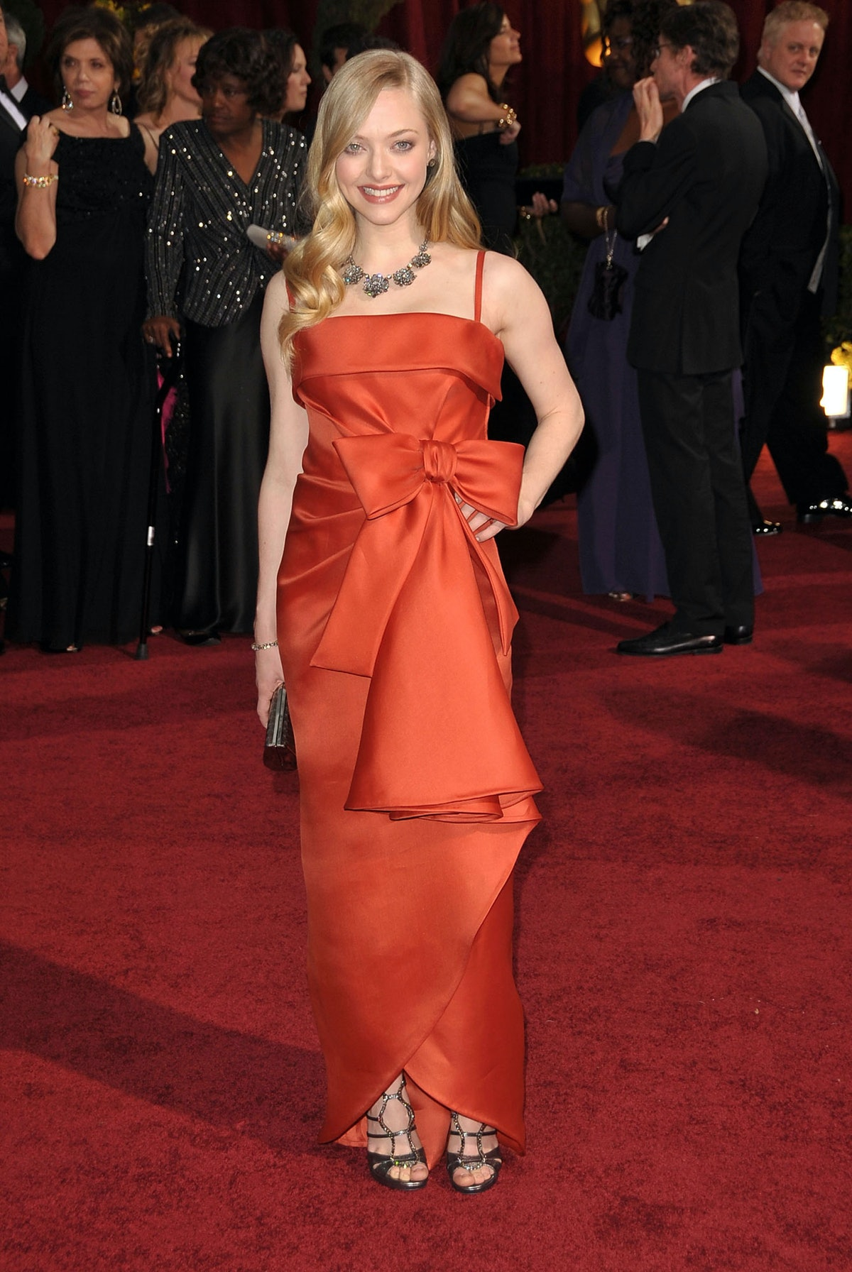 Amanda Seyfried 2009 Oscars