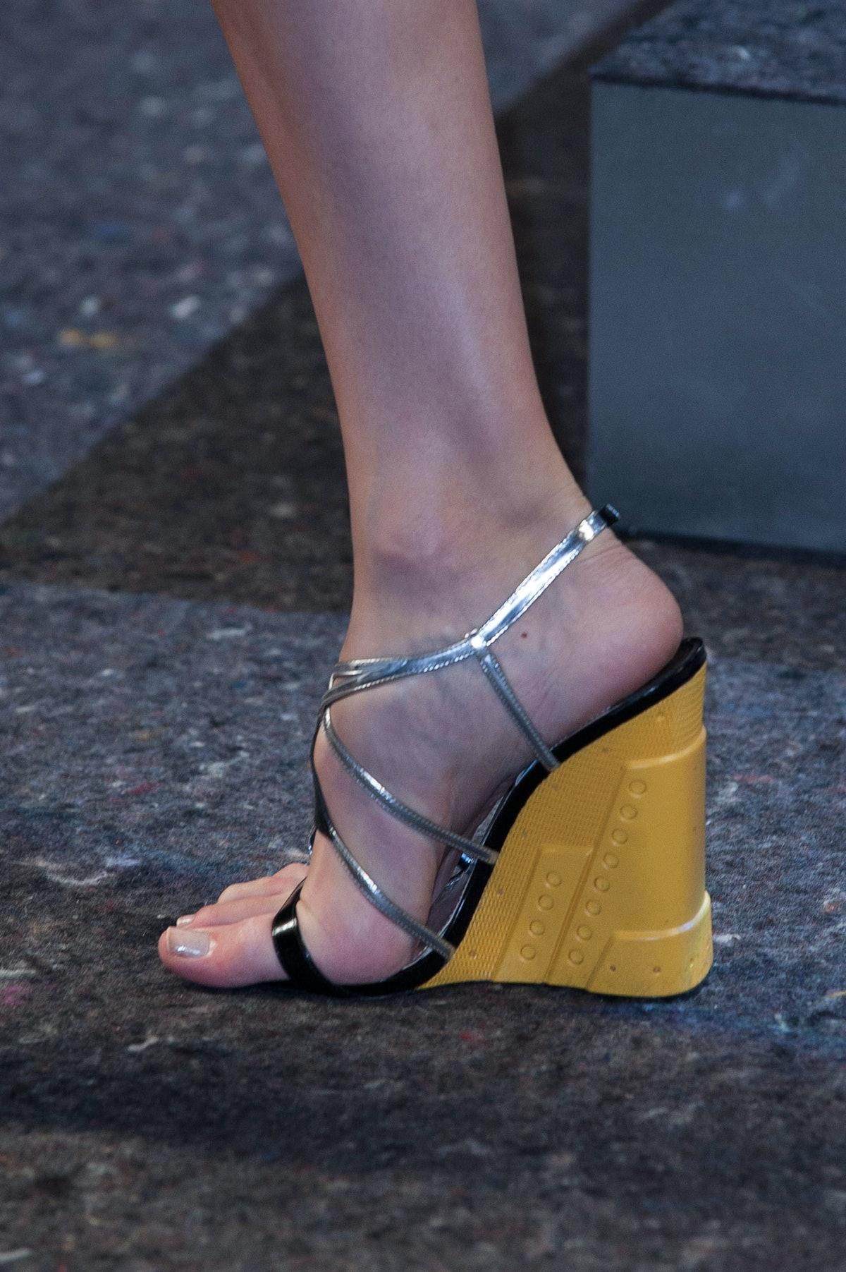 Prada Fall 2014 Shoes