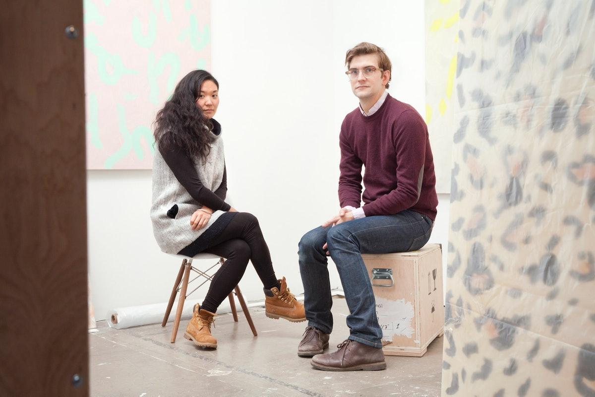 Margaret Lee and Oliver Newton