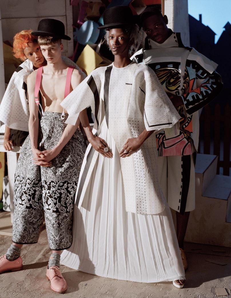 Vionnet Demi-Couture gown