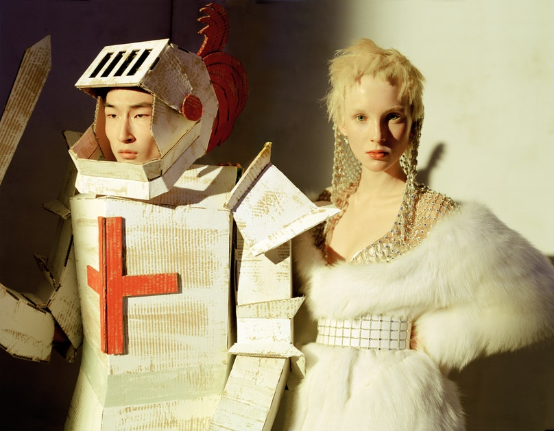 Atelier Versace coat