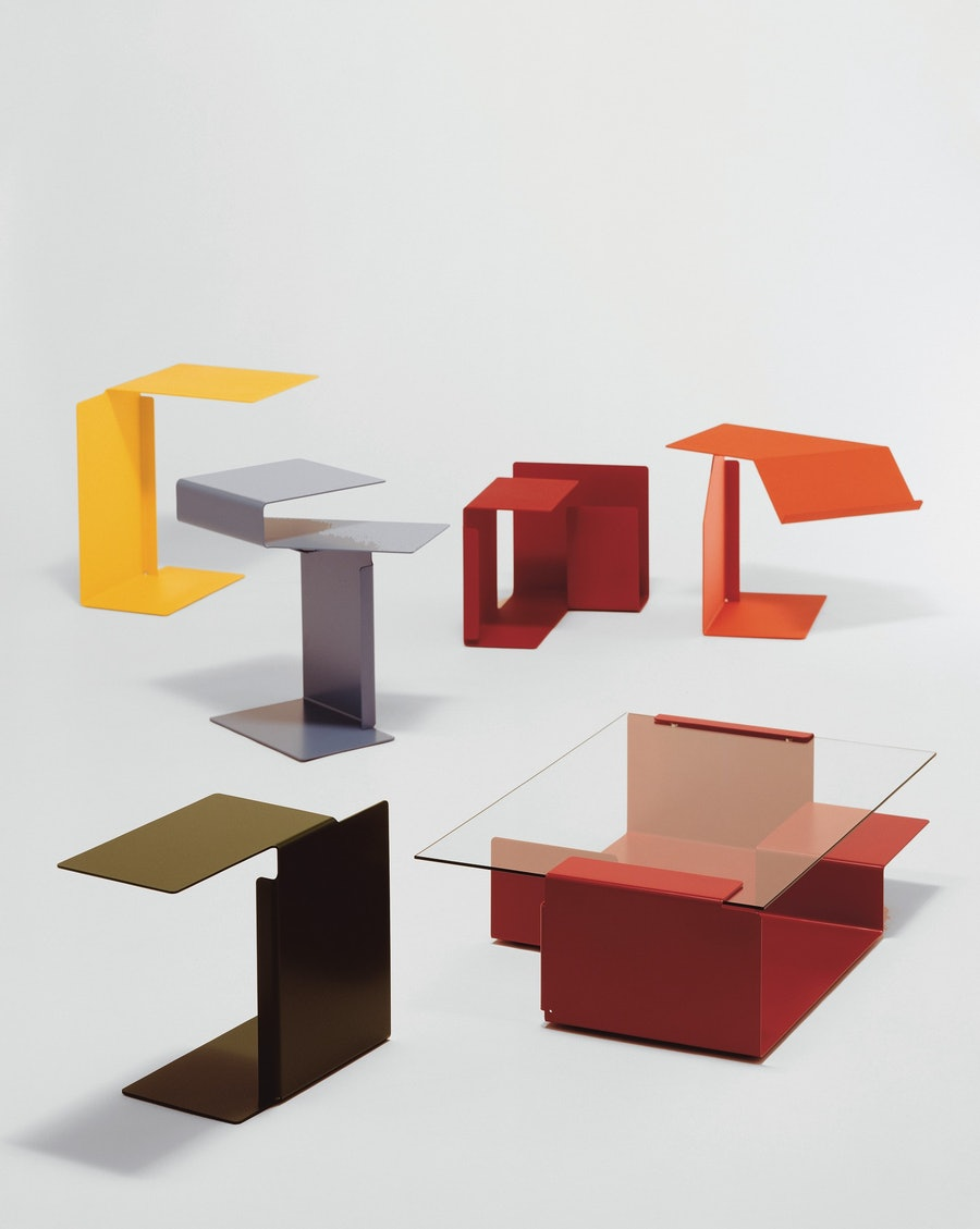 Diana A–F side tables