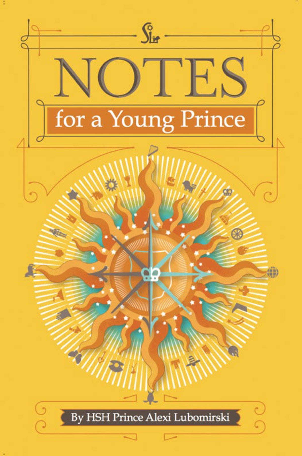 Notes for a Prince Book