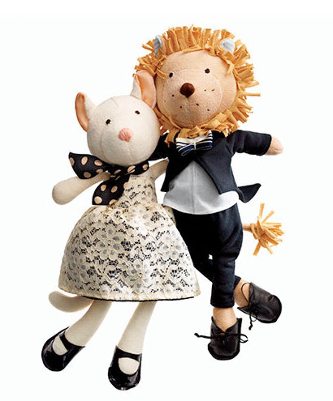 Hazel Village stuffed animals
