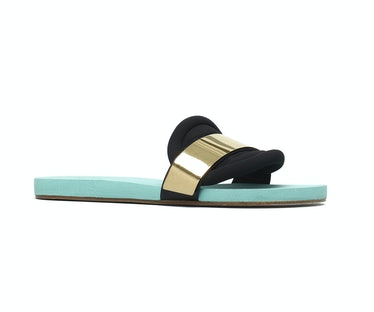Chloé slide sandals