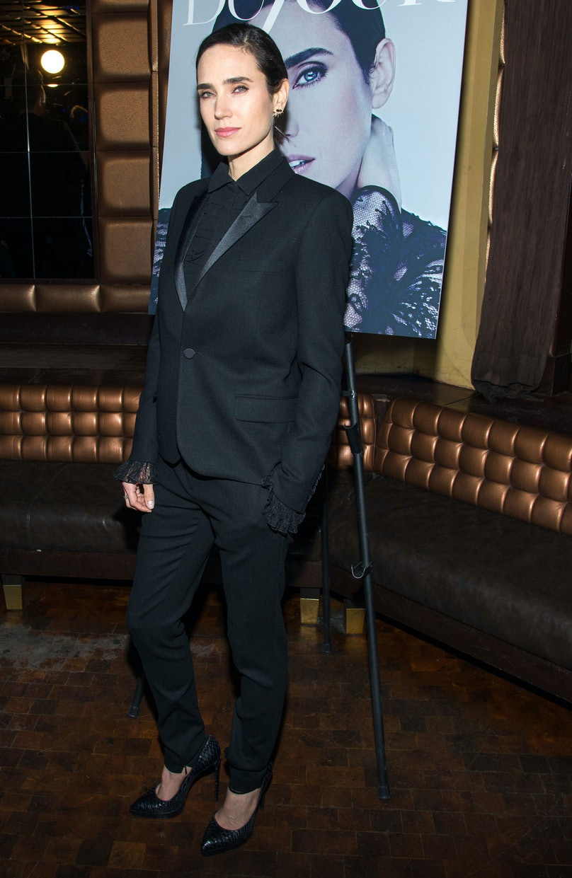 Jennifer Connelly Saint Laurent