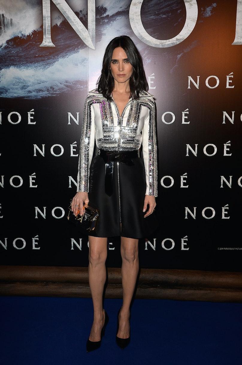 """Jennifer Connelly """"Noah"""" Premiere Paris"""