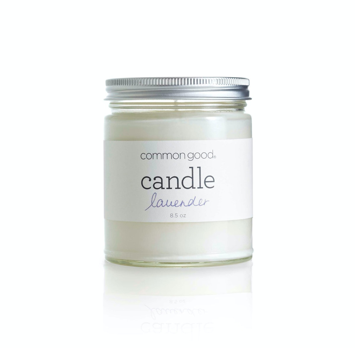 Common Good Lavender Candle