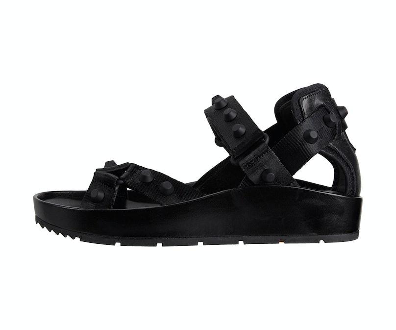Balenciaga Arena ankle-strap sandals