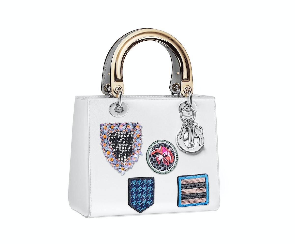 Dior Patch Bag