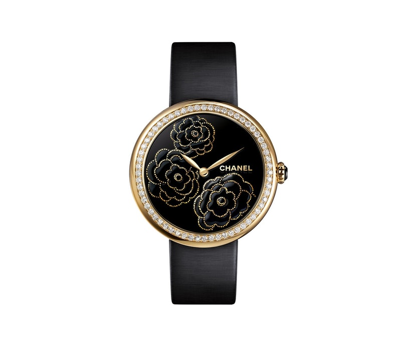 Chanel Camellia Watch