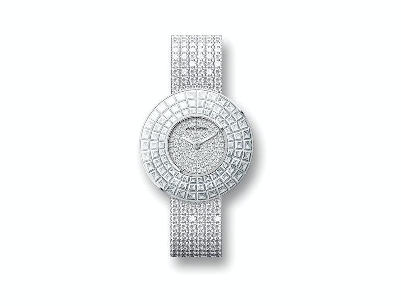 Louis Vuitton Diamond Watch
