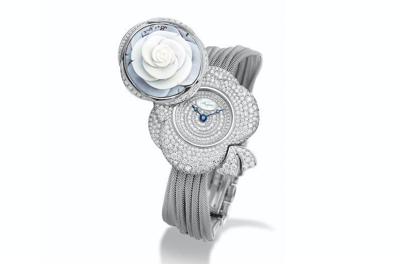 Breguet Diamond Watch