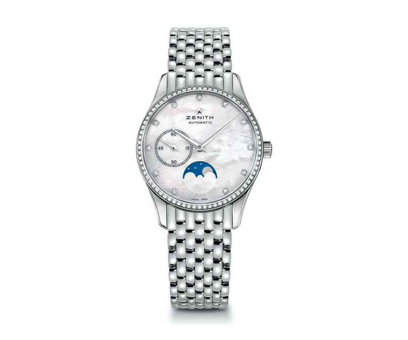 Zenith Diamond Watch