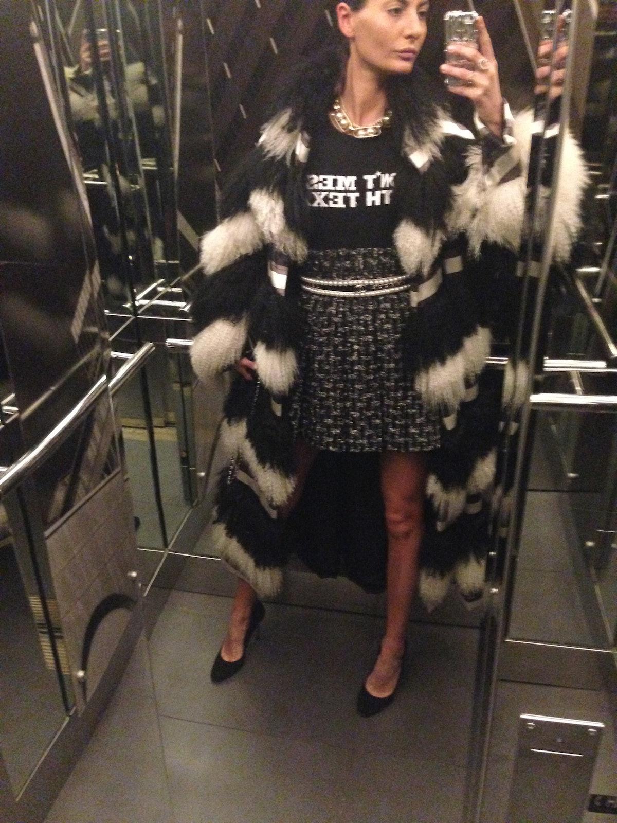 Chanel Dallas Giovanna Battaglia