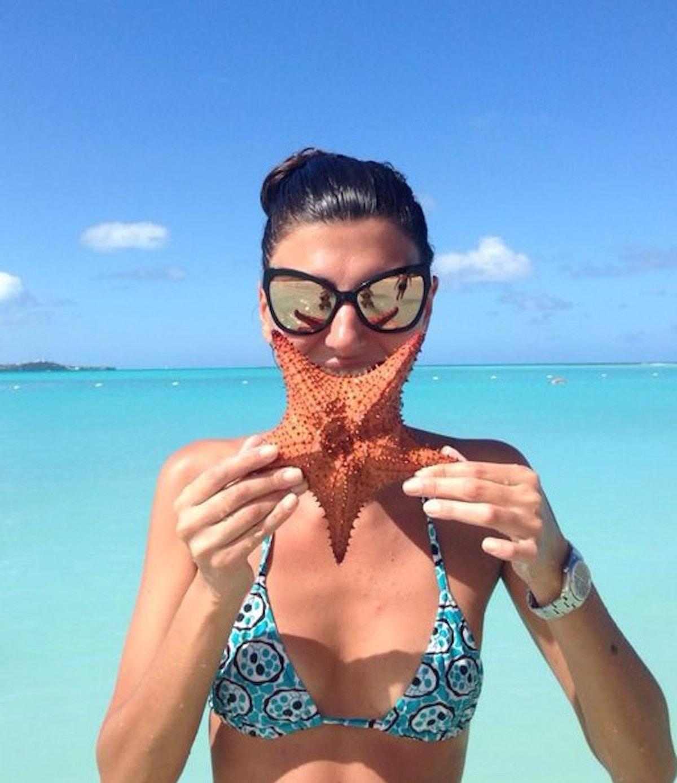 Starfish Giovanna Battaglia,