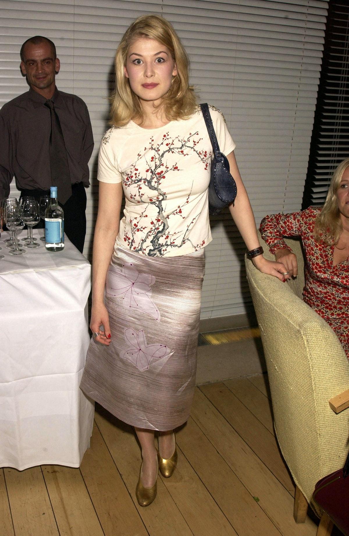 Rosamund Pike 2003