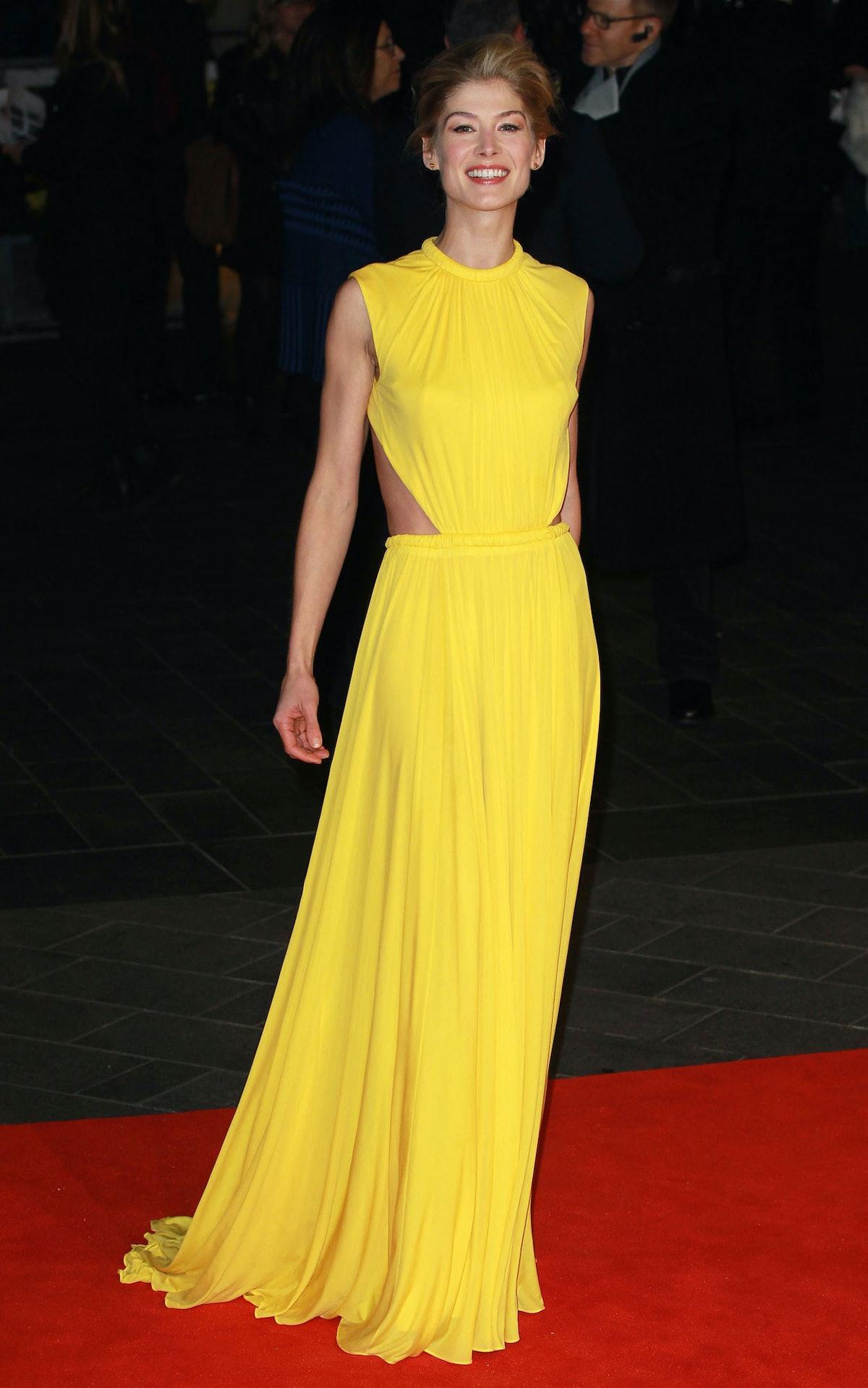 Rosamund Pike 2012