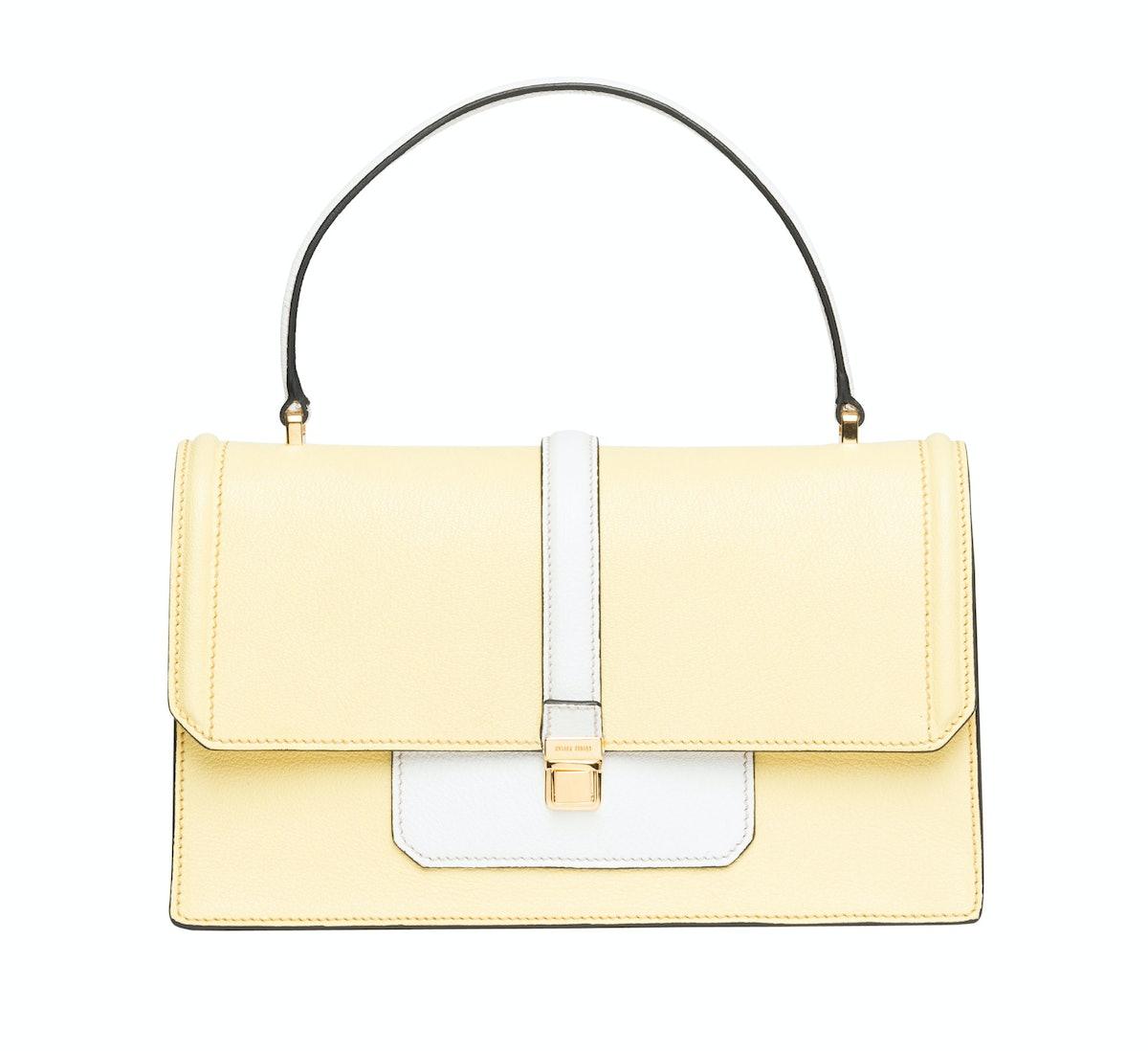 Miu Miu Pastel Bag