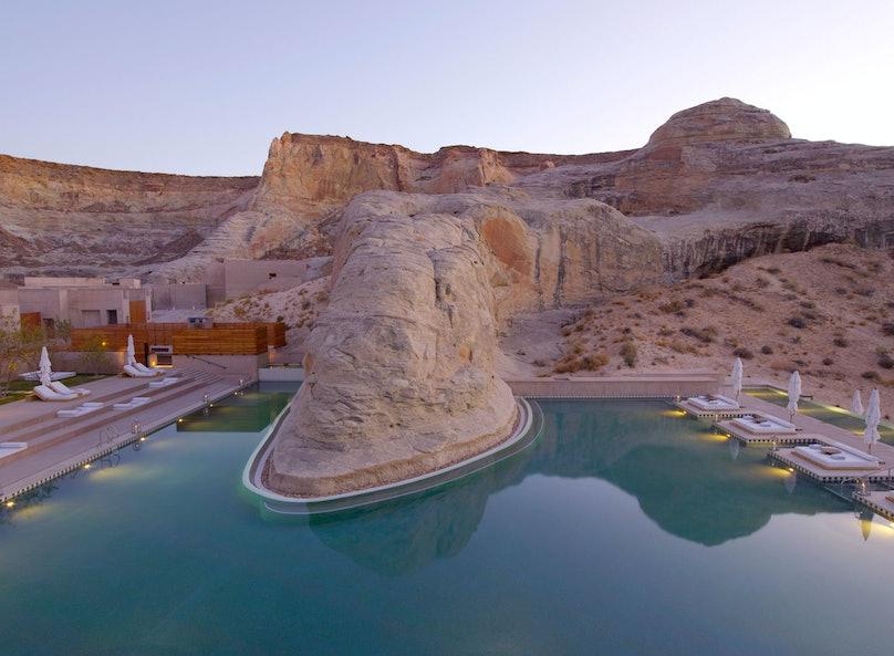 Amangiri Pool