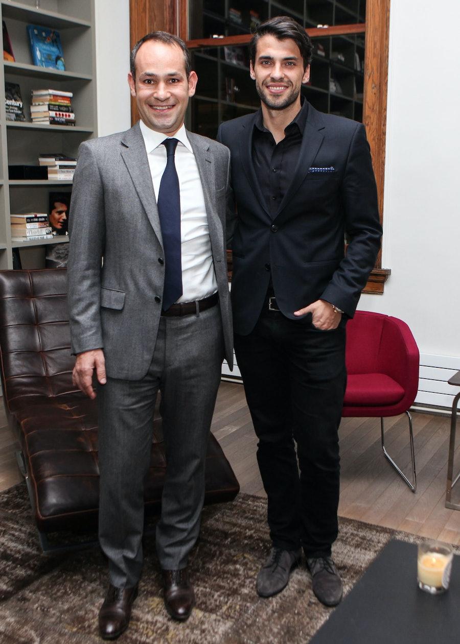 Jerome Levy and Jorge Viladoms