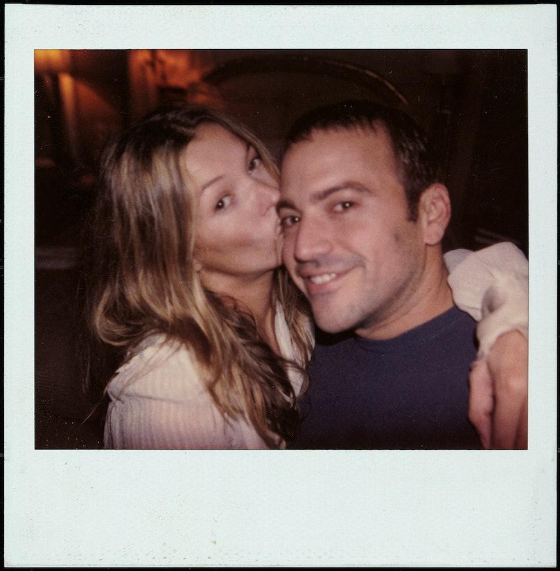 Kate Moss and Robert Rich