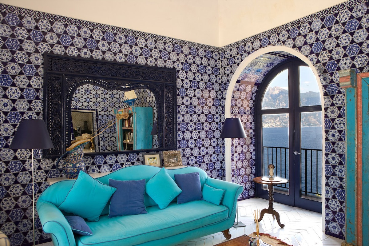 Li Galli living room