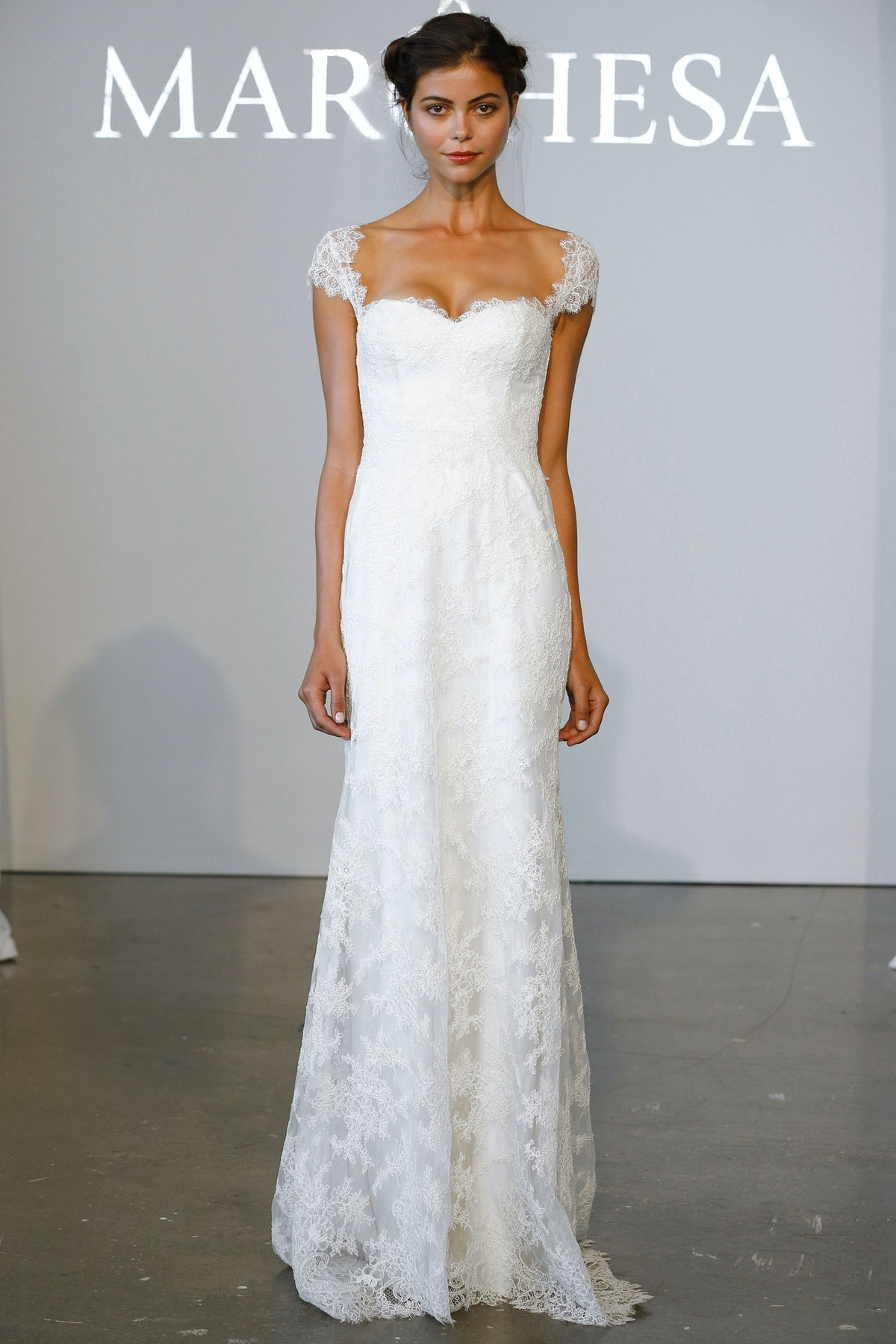 Marchesa Lace Wedding Dress