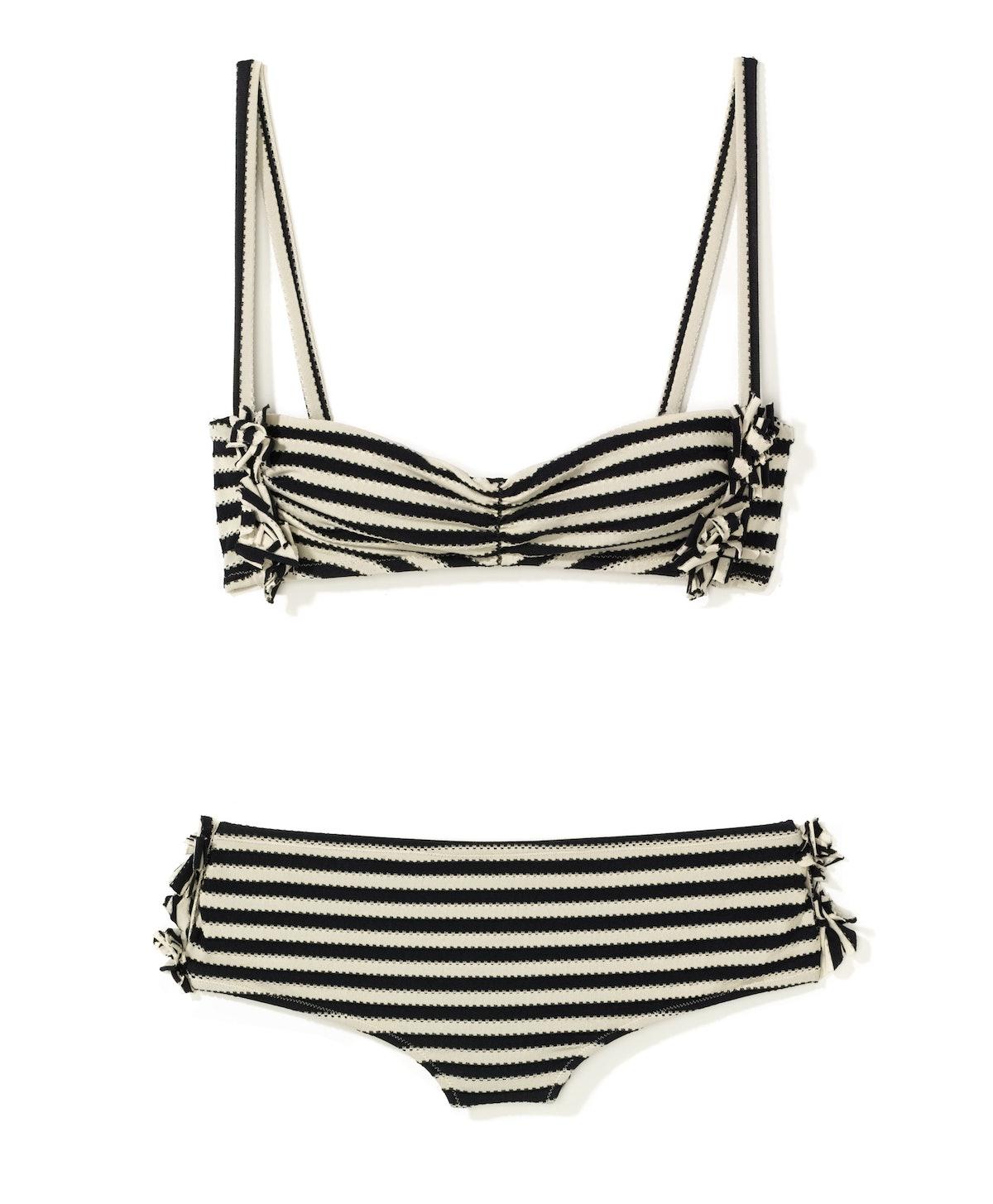 Chanel bikini top